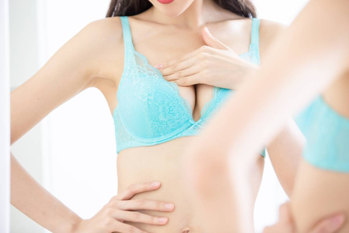 Benefits of breast augmentation with fat transfer.